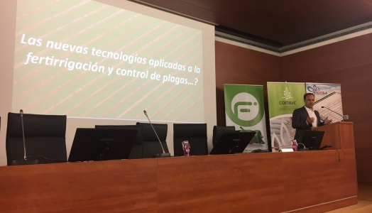 Gran éxito de la Jornada 'Tecnología 4.0: Agricultura de Precisión'
