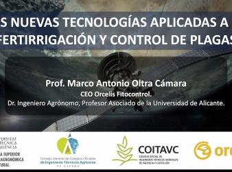 Jornada 'Tecnología 4.0: Agricultura de Precisión'