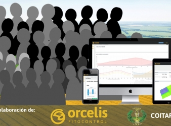 """Record de asistencia en el webinar """"Agricultura de precisión con Orcelis Fitocontrol"""""""