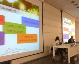 """Orcelis Grupo en el foro del INIA """"Nuevas Tecnologías Aplicadas Al Sector De La Producción Agrícola: Agricultura De Precisión"""""""