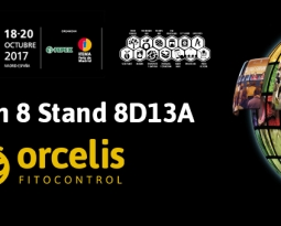 Orcelis Fitocontrol presente en el Smart Agro de Fruit Attraction