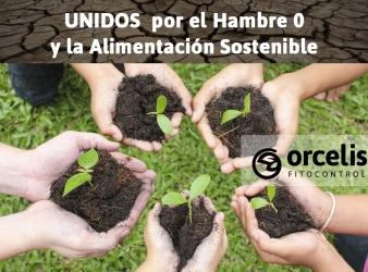 Orcelis Fitocontrol comprometido con el Hambre 0 y la Alimentación Sostenible