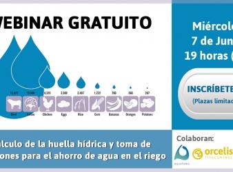 ¿Sabes calcular tu huella hídrica y reducir el impacto del consumo de agua de riego?