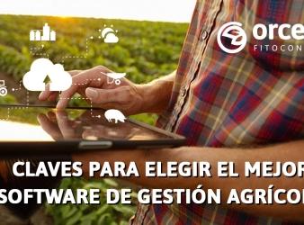 ¿Cómo elegir el mejor software de gestión agrícola?